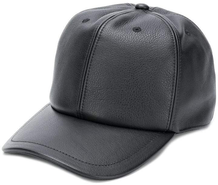 Givenchy smooth textured baseball cap