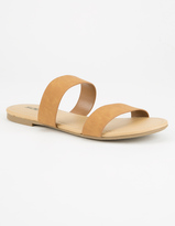 Soda Sunglasses 2 Strap Womens Sandals