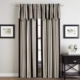 CHF 1Z411606BK Mercury Stripe Curtain Panel