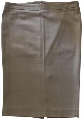 Patrizia Pepe Beige Cotton Skirt for Women
