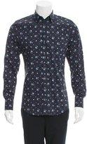 Dolce & Gabbana Floral Print Sicilia Shirt w/ Tags