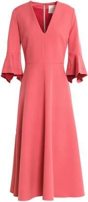 Roksanda Crepe Midi Dress