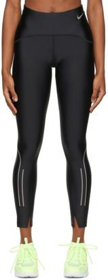 Nike Black Speed 7/8 Leggings