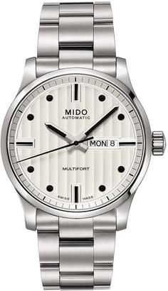 MIDO Multifort Automatic Bracelet Watch, 42mm