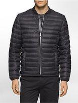 Calvin Klein Mens Packable Puffer Jacket