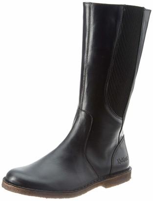 Kickers Girl's Takiko Slouch Boots