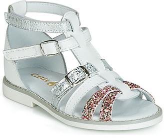 GBB MONELA girls's Sandals in White