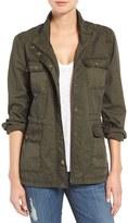 Petite Women's Caslon Utlity Jacket