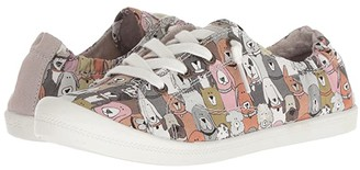 BOBS from SKECHERS Beach Bingo - Dog House Party (Taupe/Multi) Women's Shoes