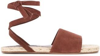 Senso Didi ankle tie sandals