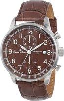 Lucien Piccard Men's LP-10503-04-BR Montilla Analog Display Japanese Quartz Watch