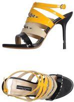 Alberto Guardiani Platform sandals