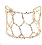 Alexis Bittar Honeycomb Cuff Bracelet