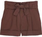 Vanessa Bruno Athé Paperbag-waist shorts