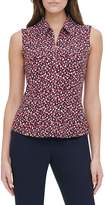 Tommy Hilfiger Ditsy Sleeveless Floral Top