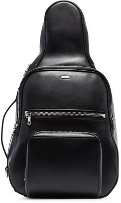 Amiri small Guitar cross-body bag