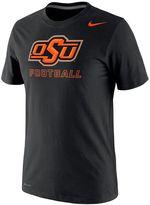 Nike Men's Oklahoma State Cowboys Football Practice Legend Dri-FIT Performance Tee