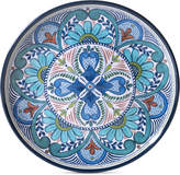 Certified International Talavera Melamine Round Platter