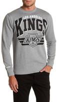 Mitchell & Ness NHL Kings Fleece Crew Neck Sweater