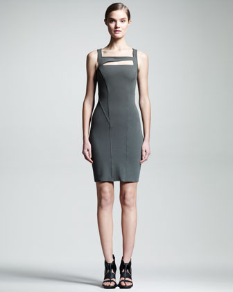 Helmut Lang HELMUT Gala Knit Dress