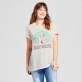 The Golden Girls Women's Plus Size Golden Girls® Graphic T-Shirt Cream