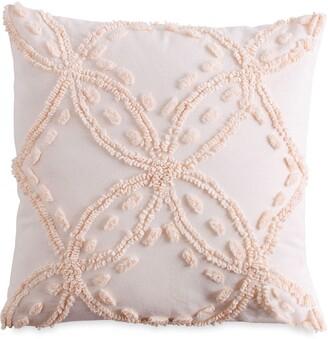 Peri Home Metallic Chenille Pillow