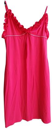 Blumarine Red Polyester Dresses