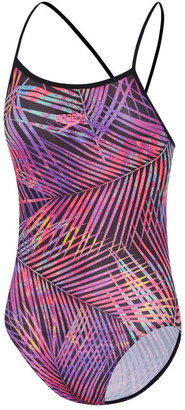 Speedo Girls Strappy Leisure Swimsuit
