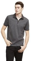Kenneth Cole New York Kenneth Cole REACTION Men's Short Sleeve Cotton Tech Polo