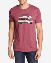 Eddie Bauer Men's Graphic T-Shirt - Highway Explorer