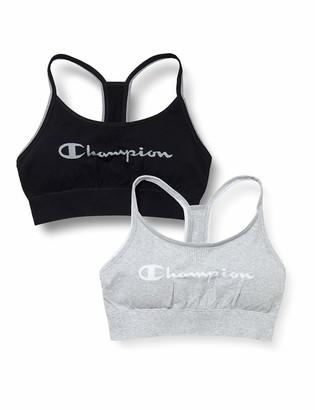 Champion Women's The Seamless Fashion Bra X2 Sports