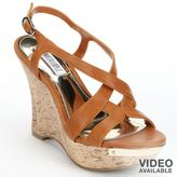 JLO by Jennifer Lopez platform wedge sandals - women