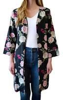 Only Floral Kimono