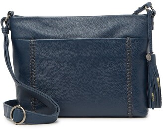 The Sak Melrose Leather Crossbody Bag