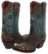 Dan Post Blue Bird Cowboy Boots