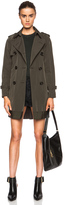 Moncler Delmas Poly-Blend Trench