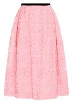 Erdem Ari Jacquard Skirt