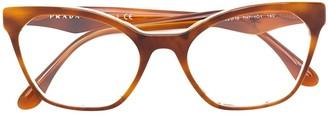 Prada Cat-Eye Acetate Glasses