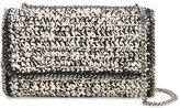Stella McCartney woven Falabella shoulder bag - women - Cotton/metal - One Size