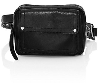 Frye Gia Leather Belt Bag