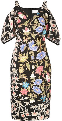 Peter Pilotto Botanical Dress