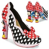 Irregular Choice MINNIE MOUSE Black / Red