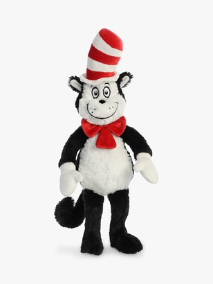 Aurora World Dr. Seuss Cat In The Hat Soft Toy
