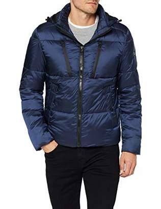Daniel Hechter Men's Blouson Jacket,(Size: 50)