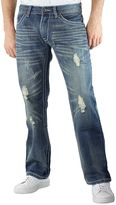 Earl Jean Men's Relaxed Straight-Fit Denim Jeans