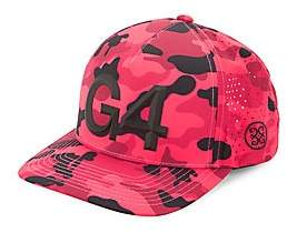 G/FORE Men's Camo G4 Snapback Hat