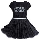 Disney Star Wars Logo Dress for Girls