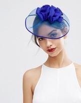 Asos Bright Cobalt Fascinator Headband