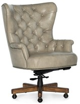 Hooker Furniture Issey Ergonomic Genuine Leather Executive Chair