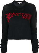 McQ fear nothing jumper